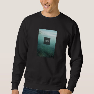 Sweatshirt d'océan de HUF