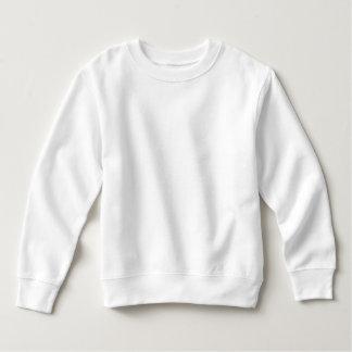 Sweatshirt d'ouatine d'enfant en bas âge