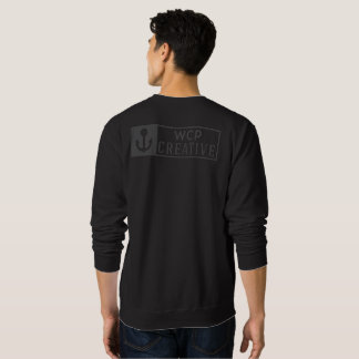Sweatshirt Douille créative de WCP longue