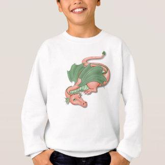 Sweatshirt Dragon de corail