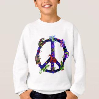 Sweatshirt Dragons de paix