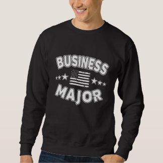 Sweatshirt Drapeau américain patriotique principal d'école de