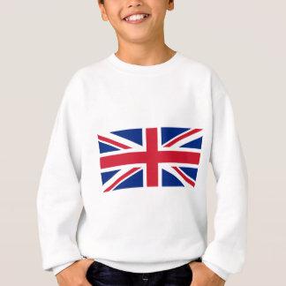 """Sweatshirt Drapeau BRITANNIQUE """"Union Jack """" du Royaume-Uni"""