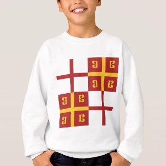 Sweatshirt Drapeau d'empire bizantin