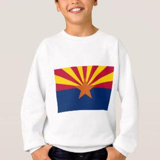 Sweatshirt Drapeau d'état de l'Arizona