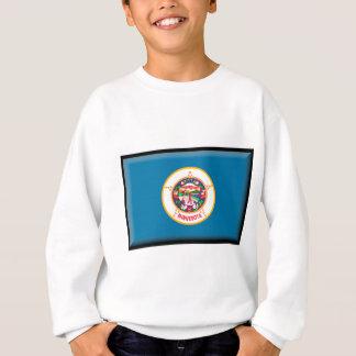 Sweatshirt Drapeau du Minnesota