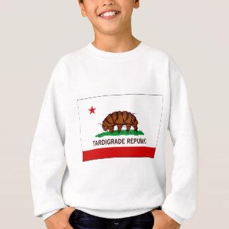 Sweatshirt Drapeau Tardigrade de République