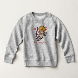 Sweatshirt drôle de la Saint-Valentin | de cupidon