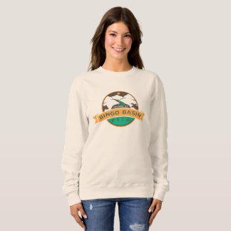 Sweatshirt du bingo-test des femmes