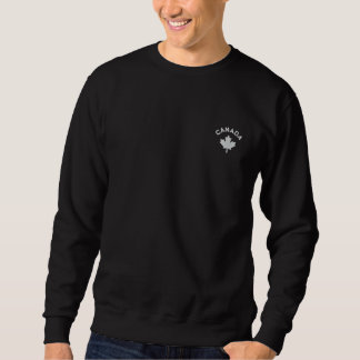 Sweatshirt du Canada - érable blanc du Canada