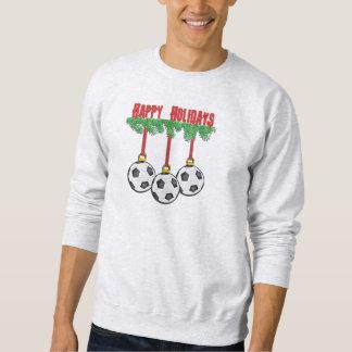 Sweatshirt du football de Noël