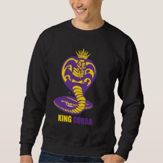 Sweatshirt du Roi cobra