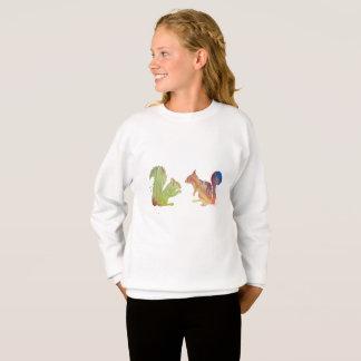 Sweatshirt Écureuils
