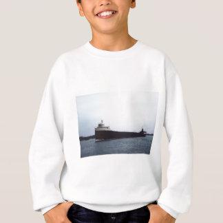 Sweatshirt Edmund Fitzgerald sur la rivière de St Clair