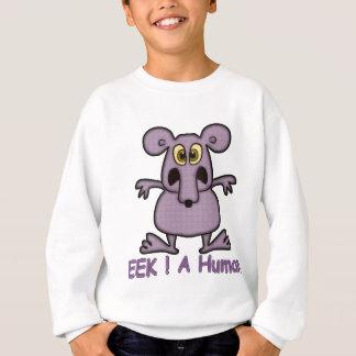 Sweatshirt EEK un humain