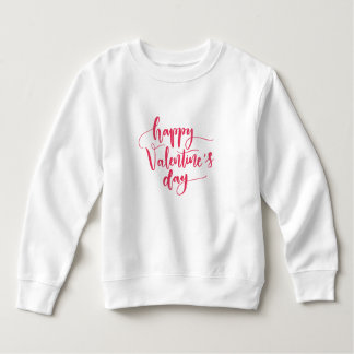Sweatshirt élégant de la heureuse Sainte-Valentin