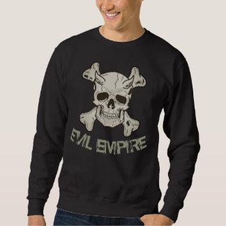Sweatshirt Empire mauvais de crâne