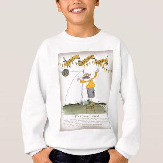 Sweatshirt en avant de centre australien