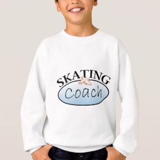 Sweatshirt Entraîneur de patinage artistique