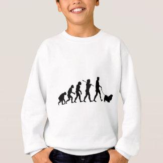 Sweatshirt Épagneul tibétain