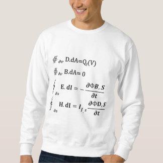 Sweatshirt équation intégrale de maxwell
