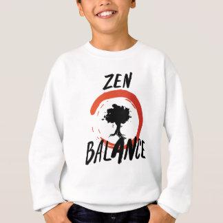 Sweatshirt Équilibre de zen
