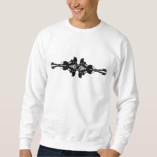 Sweatshirt Équipage de Rorschach des hommes