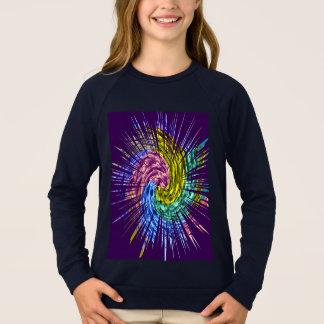 Sweatshirt Esprit de sourire d'étincelle spirituelle de