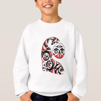 Sweatshirt Esprit saumoné