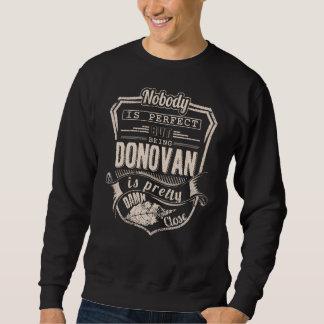 Sweatshirt Être DONOVAN est joli. Anniversaire de cadeau
