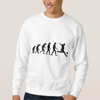 Sweatshirt Évolution du football