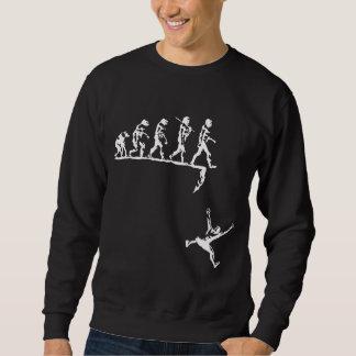 Sweatshirt Évolution et destin