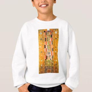 Sweatshirt Extrémité de Gustav Klimt du mur