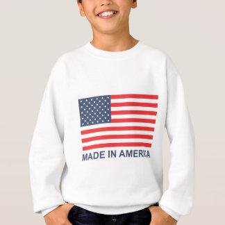 Sweatshirt Fabriqué en Amérique