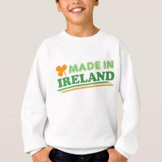 Sweatshirt Fait dans le jour de l'Irlande St Patrick
