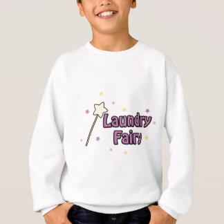Sweatshirt Fée de blanchisserie