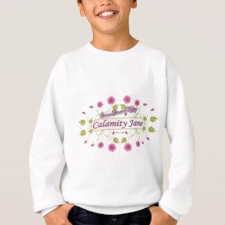 Sweatshirt Femmes américaines célèbres de ~ de Calamity Jane