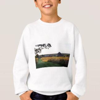 Sweatshirt Ferme de pays sur l'île de St Joseph