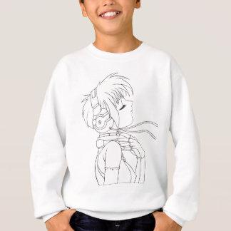 Sweatshirt Fille d'Anime