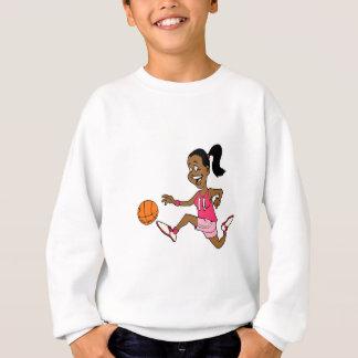 Sweatshirt Fille de basket-ball