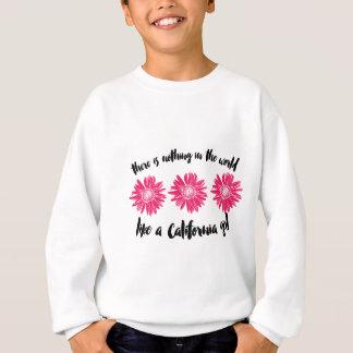Sweatshirt Fille de la Californie