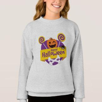 Sweatshirt Fille Halloween
