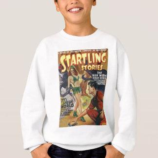 Sweatshirt Fille moyenne de forêt