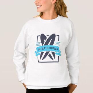 Sweatshirt Fille Surf
