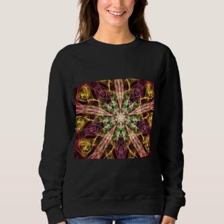 Sweatshirt Fleur de Digitals
