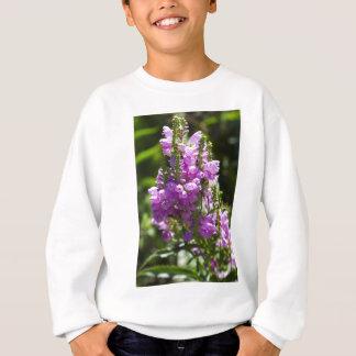Sweatshirt Fleur obéissante ou fleur de dragon
