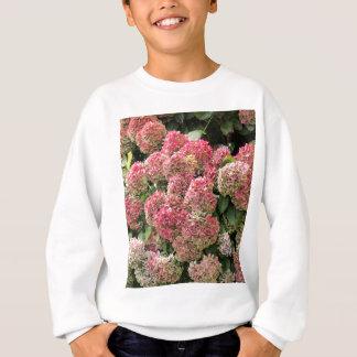 Sweatshirt Fleurs d'un hortensia de Français (macrophyl