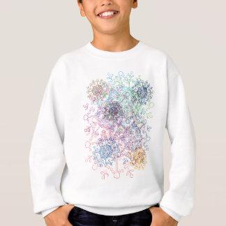 Sweatshirt Flocon de neige