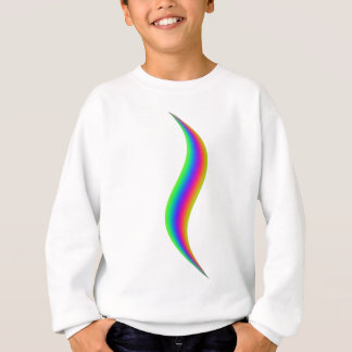 Sweatshirt Flourish d'arc-en-ciel