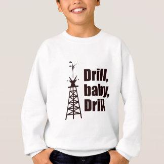 Sweatshirt Foret de bébé de foret